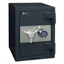 This is a photo of a Commercial Security safe.