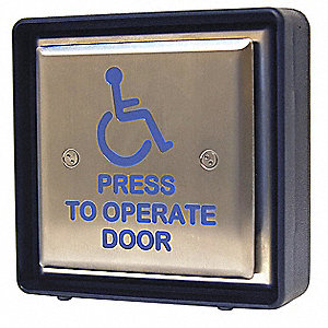 Handicap Door Opener Button